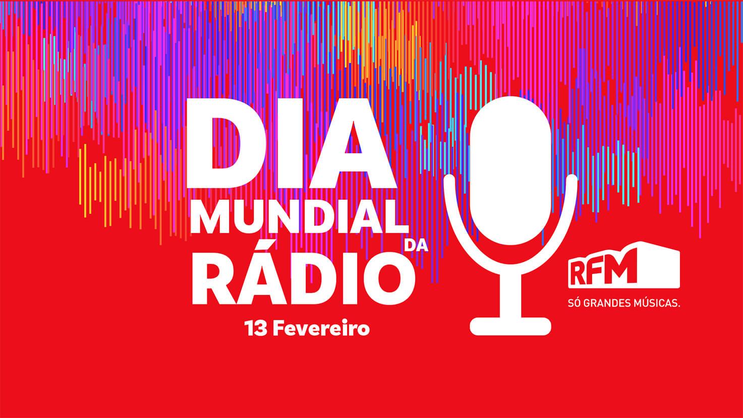 VISITA VIRTUAL À RFM NO DIA MUNDIAL DA RÁDIO